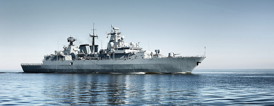 Barco Armada Nacional